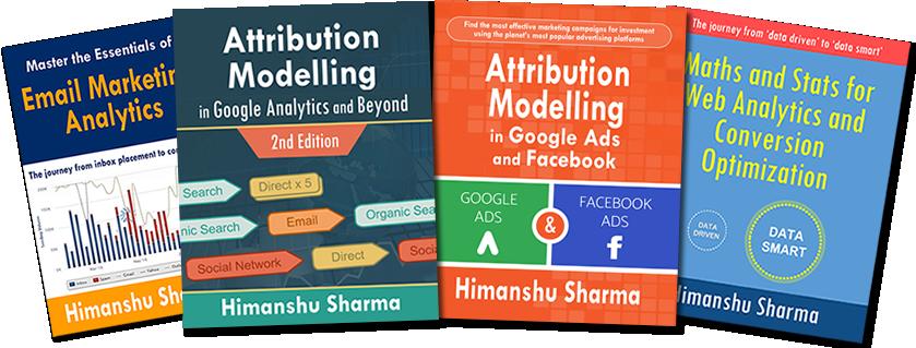 Web analytics books