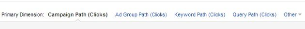 types of click paths