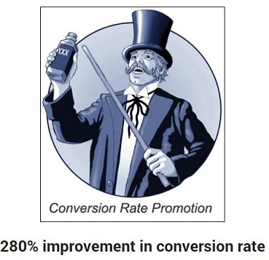 conversion rate promotion