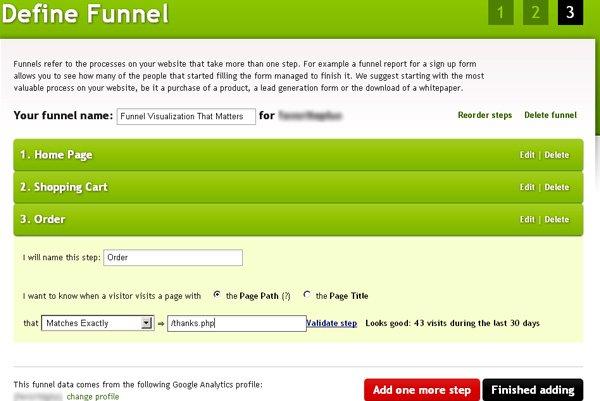define funnel2