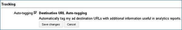 url-autotagging
