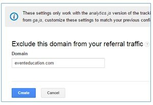 exclude this domain
