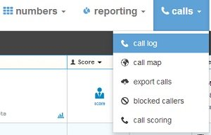 call log report -1