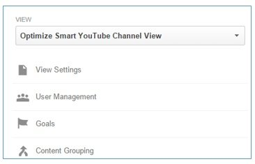 optimize smart youtube channel view