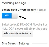 enable-data-driven-model