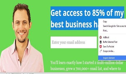 get access to 85 percent