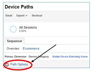 path options
