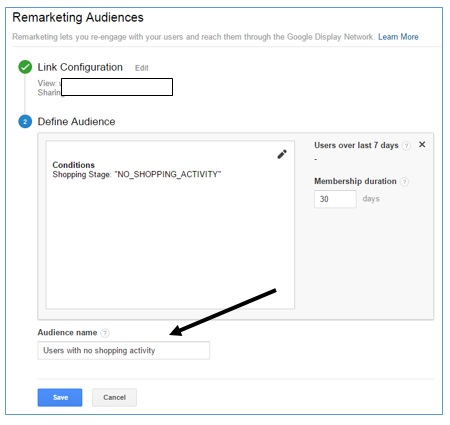 remarketing audience2