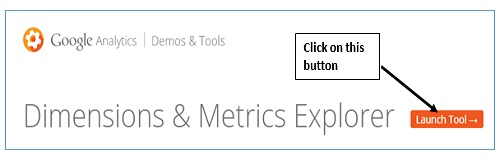 dimensions and metrics explorer2