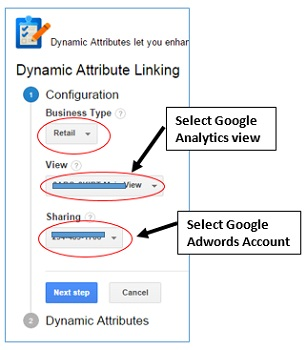 dynamic attribute linking