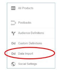 data import link
