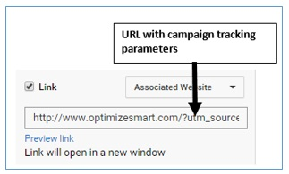 url campaign tracking parameters