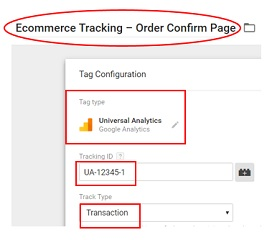 ecommerce-tag-gtm