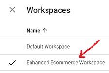 enhanced ecommerce workspace 1