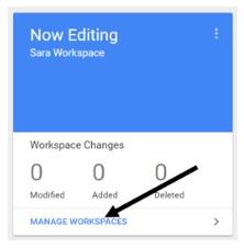 sara workspace