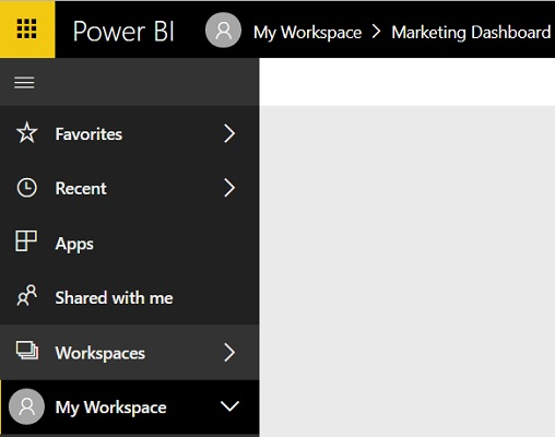 Visualizing Google Analytics data via Microsoft Power BI