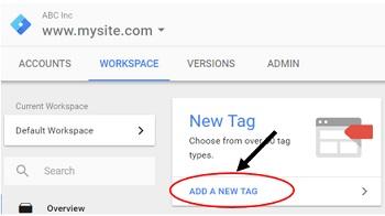 add a new tag 1