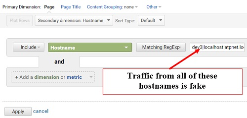 Guide to removing referrer spam and fake traffic in Google