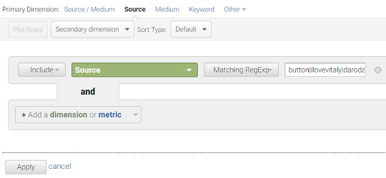 Regular Expressions Guide for Google Analytics and Google Tag Manager