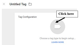 tag configuration