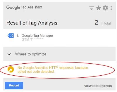 block google analytics internal traffic