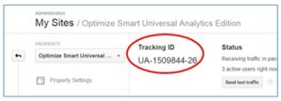 tracking id2