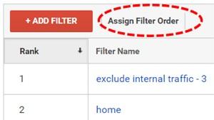 assign filter order