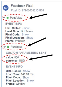 Tracking Website Sales in Facebook via Google Tag Manager