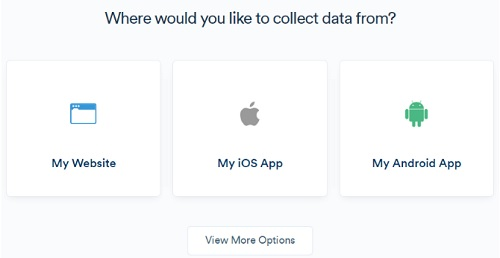 collect data from