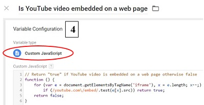 Google Tag Manager YouTube Video Tracking
