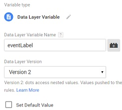data layer variable3