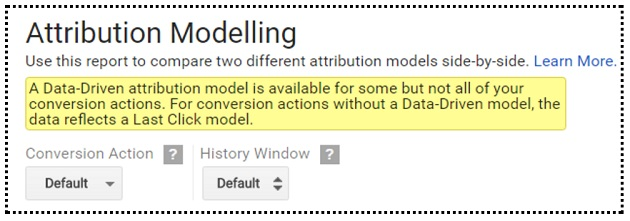 dda model is available
