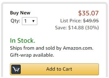 adjusting pricing