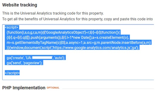 how to add google analytics code in shopify