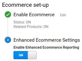 Shopify Enhanced Ecommerce