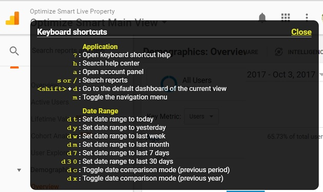 Best Google Analytics Shortcuts: Tricks, Tools & APIs to save Time