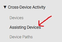 assisting devices report
