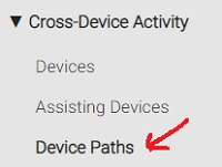 device paths report