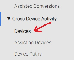 devices report