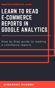 Learn to read e-commerce reports book banner