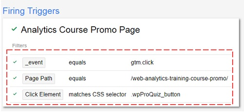 Event tracking through CSS selectors in Google Tag Manager