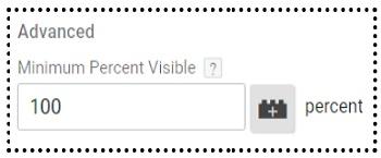 minimum percent visible2