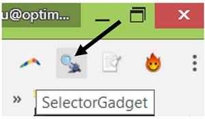 selector gadget