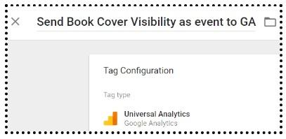 send book cover visibility