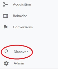 ga discover