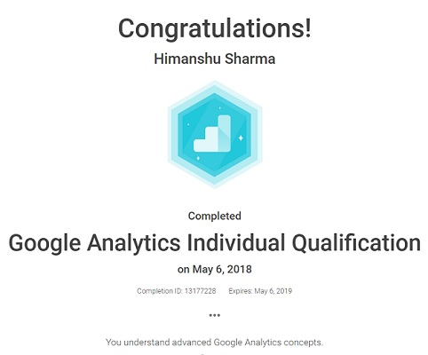 google analytics certification gaiq 2018 study guide with questions