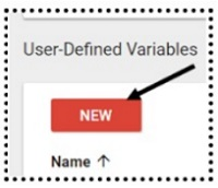 new user defined variable