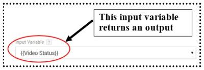 returns output