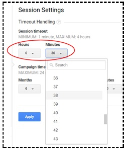 Understanding Sessions and Campaigns Timeout Settings in
