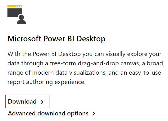 Download Power BI